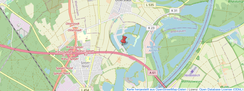 Karte vom Veranstaltungsort